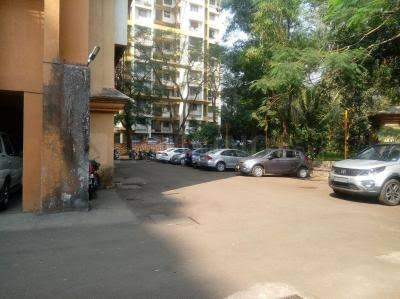 Gallery Cover Image of 700 Sq.ft 2 BHK Apartment for rent in Kores Towers, Thane West for 30000