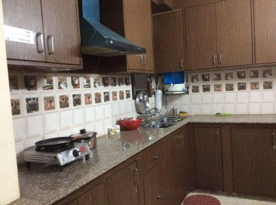 Kitchen Image of Friends Home Boys PG in Greater Kailash