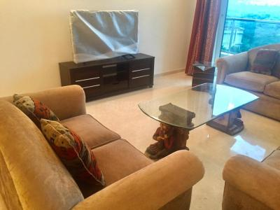 Gallery Cover Image of 3500 Sq.ft 3 BHK Apartment for rent in DLF The Crest, Sector 54 for 170000