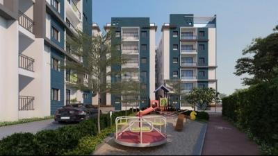 Gallery Cover Image of 1885 Sq.ft 3 BHK Apartment for buy in Mahaveer Palm Grove, Begumpet for 13000000