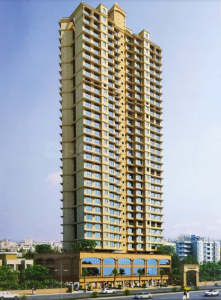 Gallery Cover Image of 851 Sq.ft 1 BHK Apartment for buy in Sunrise Grandeur, Dahisar East for 9500000