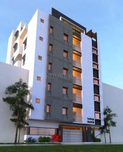 Gallery Cover Image of 1450 Sq.ft 3 BHK Apartment for rent in Toli Chowki for 20000
