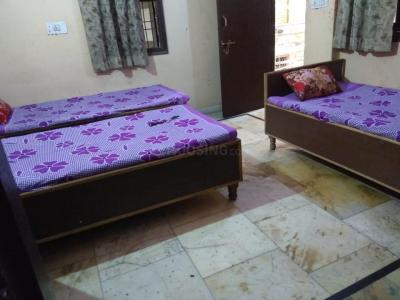 Bedroom Image of Om PG in Uttam Nagar