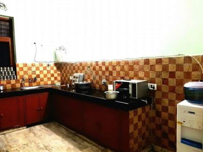 Kitchen Image of Cloud Nine Rooms PG in Sector 46