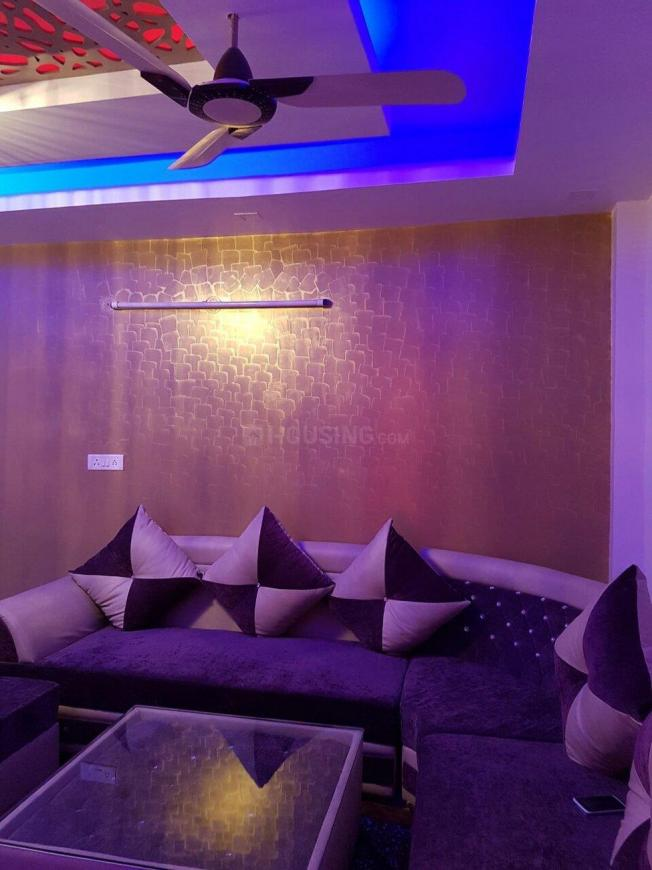 Living Room Image of 1350 Sq.ft 3 BHK Independent Floor for rent in Sector 23 Dwarka for 30000