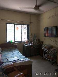 Gallery Cover Image of 450 Sq.ft 1 BHK Independent House for rent in Airoli for 22000