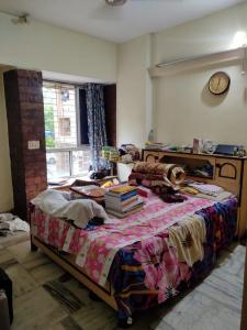 Gallery Cover Image of 650 Sq.ft 1 BHK Apartment for rent in Sumer Castle, Thane West for 21500