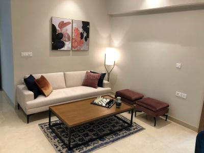 Gallery Cover Image of 1850 Sq.ft 3 BHK Independent Floor for buy in Ambesten Twin Corsage, Noida Extension for 3180000