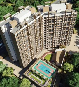 Gallery Cover Image of 700 Sq.ft 1 BHK Apartment for buy in Sunraj Supreme, Dombivli East for 3550000