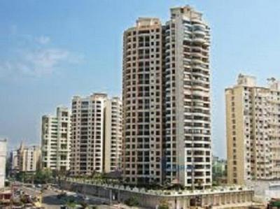 Gallery Cover Image of 1650 Sq.ft 3 BHK Apartment for buy in Seawoods for 36500000