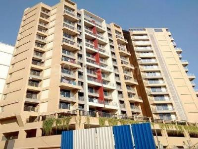 Gallery Cover Image of 1230 Sq.ft 2 BHK Apartment for rent in Seawoods for 43000