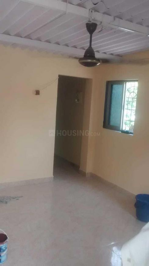 Living Room Image of 350 Sq.ft 1 BHK Independent House for rent in Thane East for 8000