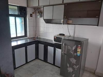 Gallery Cover Image of 650 Sq.ft 1 BHK Apartment for rent in Dipti GreensSociety, Andheri East for 30000