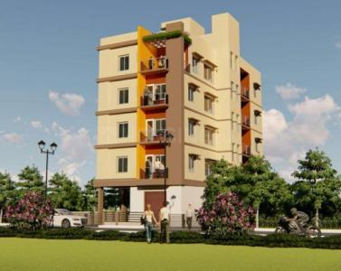 Gallery Cover Image of 1000 Sq.ft 2 BHK Apartment for buy in New Town for 4800000