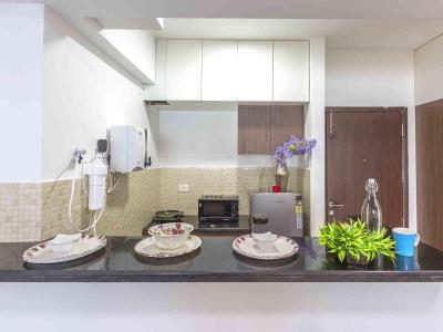 Kitchen Image of Zolo Royal Enclave in Thiruvanmiyur