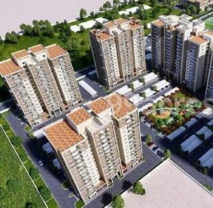 Gallery Cover Image of 1931 Sq.ft 3 BHK Apartment for buy in Indis Viva City, Kondapur for 12551500