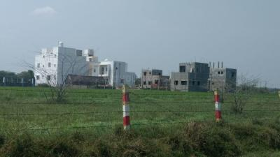 Gallery Cover Image of 1000 Sq.ft Residential Plot for buy in Manimangalam for 1300000