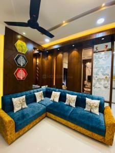 Gallery Cover Image of 1500 Sq.ft 3 BHK Villa for buy in Sundaram Shri Sai Heritage Villas, Talabpur Urf Hathipur for 4600000