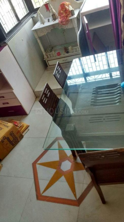 Living Room Image of 1500 Sq.ft 3 BHK Apartment for rent in Airoli for 45000