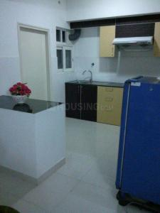 Kitchen Image of Baba PG in New Town