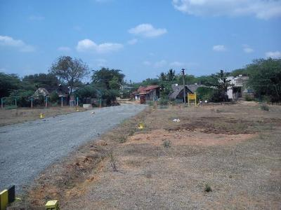 1300 Sq.ft Residential Plot for Sale in Vaiyavoor, Chennai