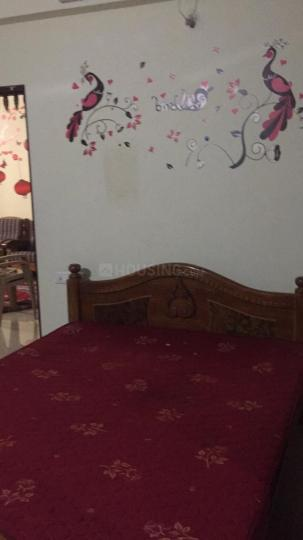 Bedroom Image of 1071 Sq.ft 2 BHK Apartment for rent in Himalayan Enclave, Battarahalli for 17000