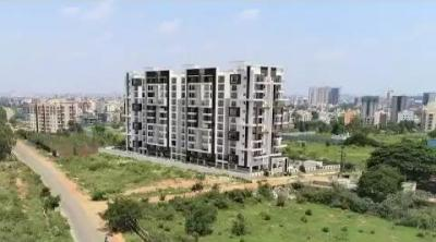 Gallery Cover Image of 2500 Sq.ft 4 BHK Apartment for rent in Sansidh Galaxy, Thanisandra for 60000