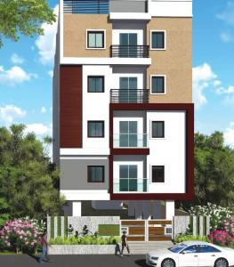 Gallery Cover Image of 1150 Sq.ft 2 BHK Apartment for buy in Bandlaguda Jagir for 4300000