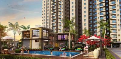 Gallery Cover Image of 1125 Sq.ft 3 BHK Apartment for buy in ORO Elements, Gaurabagh for 3825000