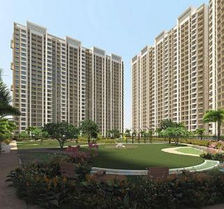 Gallery Cover Image of 750 Sq.ft 1 BHK Apartment for buy in Regency Anantam Phase III, Dombivli East for 4195000