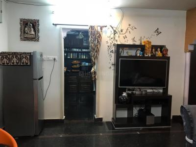 Gallery Cover Image of 1300 Sq.ft 3 BHK Independent Floor for rent in Kukatpally for 18000