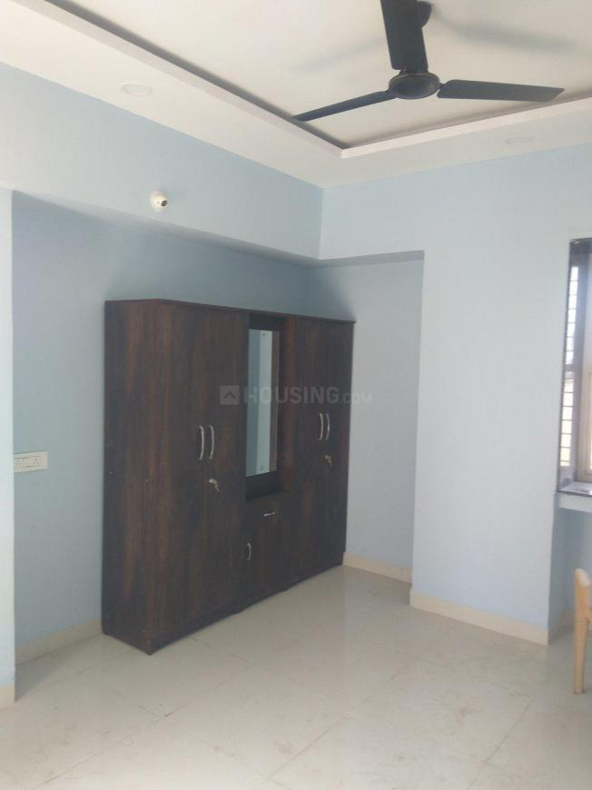 Living Room Image of 623 Sq.ft 1 BHK Apartment for rent in Kharadi for 15000