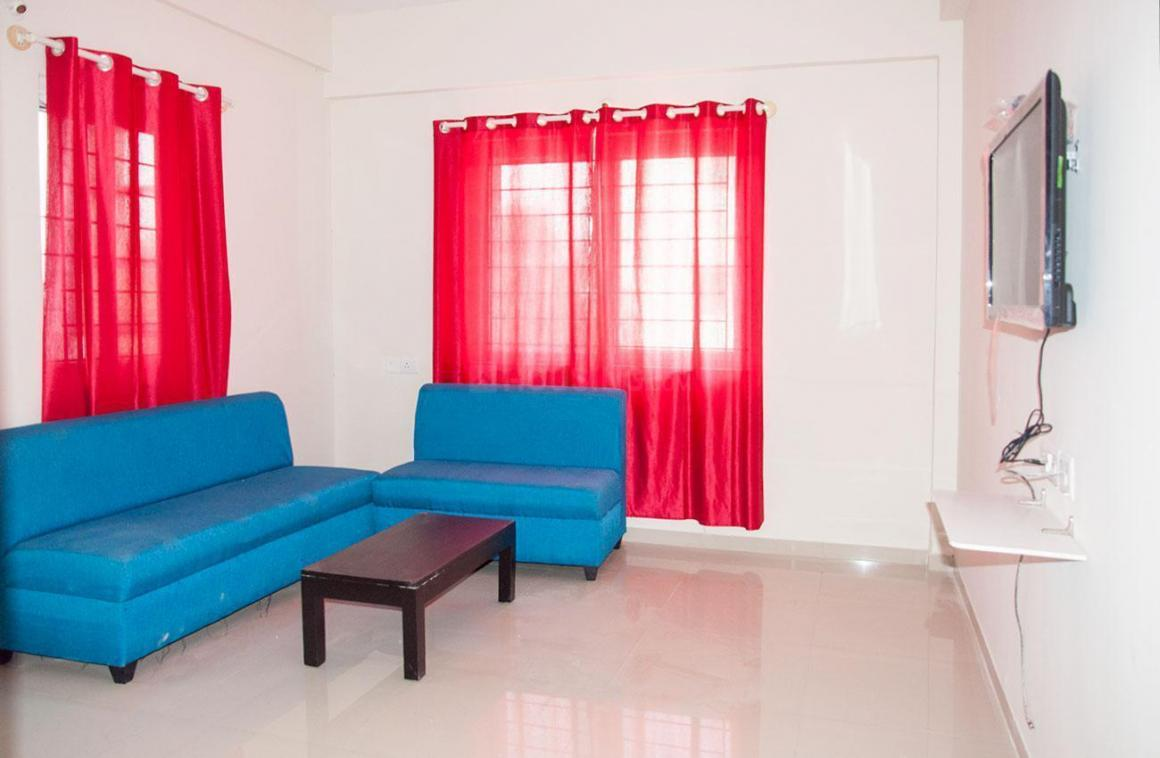 Living Room Image of PG 4643095 Bellandur in Bellandur