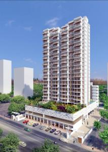 Gallery Cover Image of 1055 Sq.ft 2 BHK Apartment for buy in Ghansoli for 10200000