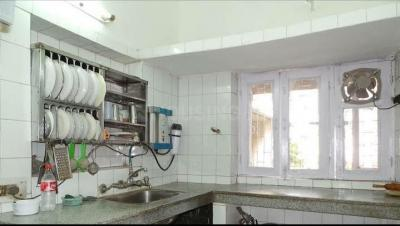 Kitchen Image of Girls PG in Greater Kailash I