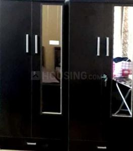 Bedroom Image of Euro PG For Girls in Pitampura
