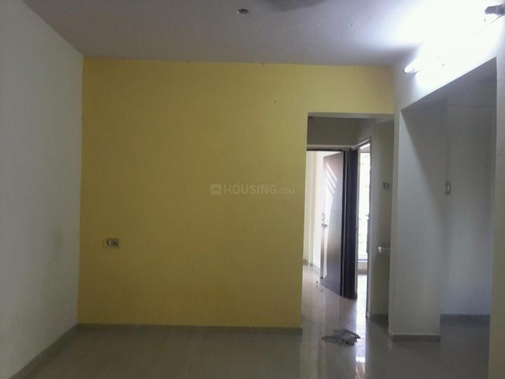 Living Room Image of 900 Sq.ft 2 BHK Apartment for rent in Airoli for 23000