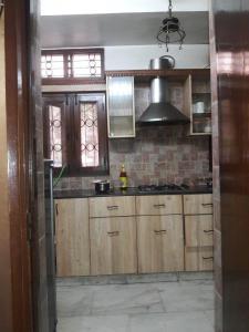 Kitchen Image of Krishna PG in Sarita Vihar