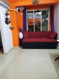 Gallery Cover Image of 610 Sq.ft 1 BHK Independent House for rent in Ghansoli for 25000