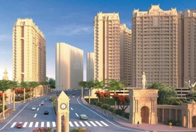 Gallery Cover Image of 1500 Sq.ft 3 BHK Apartment for buy in Swaminarayan City Phase I, Dombivli West for 9800000
