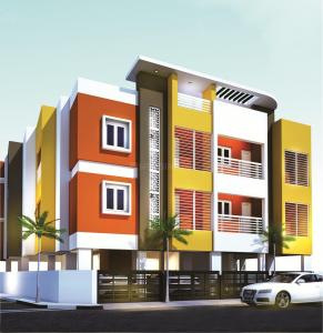 Gallery Cover Image of 906 Sq.ft 2 BHK Apartment for buy in Tambaram Sanatoruim for 5859000