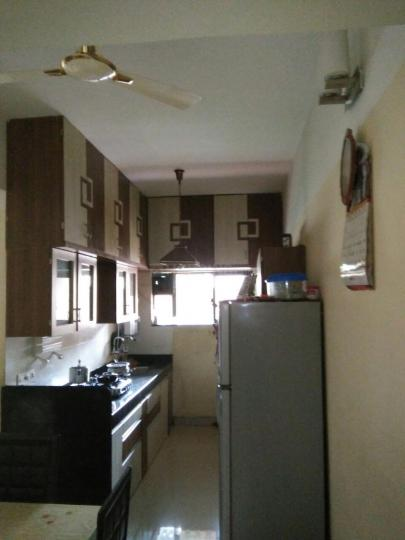 Kitchen Image of 1958 Sq.ft 3 BHK Independent House for rent in Mohammed Wadi for 35000