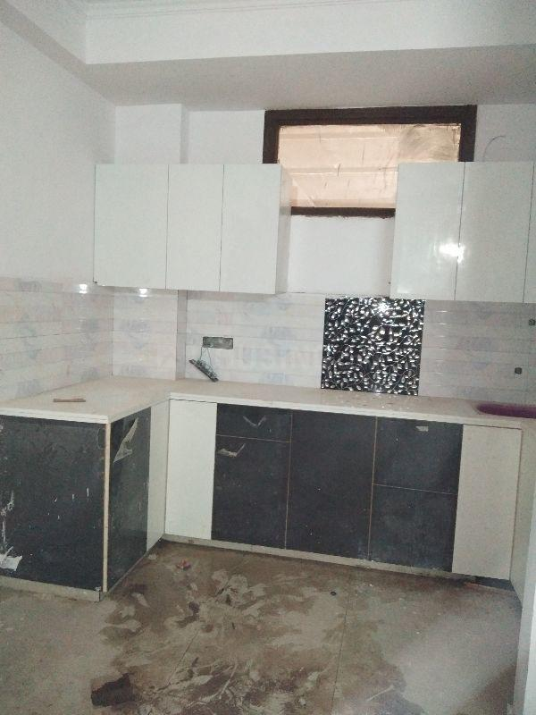 Kitchen Image of 460 Sq.ft 1 BHK Apartment for buy in Fatehpur Beri for 1250000