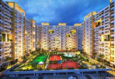 Gallery Cover Image of 522 Sq.ft 2 BHK Apartment for buy in A Patni Nathani Square, Mandvi for 17500000