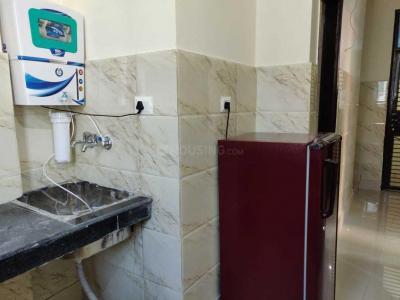 Kitchen Image of Dharam Niwas PG in Mansa Ram Park