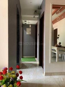 Gallery Cover Image of 780 Sq.ft 2 BHK Apartment for rent in Trishul Apartments, Kopar Khairane for 35000
