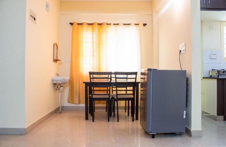 Dining Room Image of PG 4643665 C V Raman Nagar in C V Raman Nagar