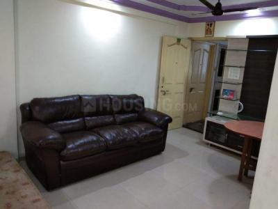 Gallery Cover Image of 1200 Sq.ft 2 BHK Apartment for rent in Kopar Khairane for 32000