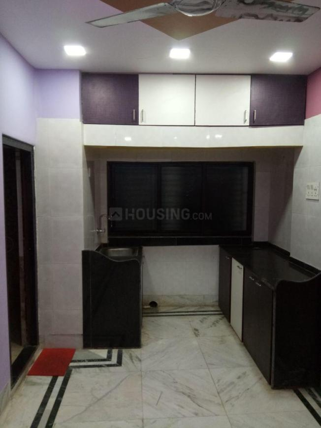 Kitchen Image of 400 Sq.ft 2 BHK Independent Floor for rent in Howrah Railway Station for 21000