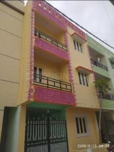 Gallery Cover Image of 1000 Sq.ft 3 BHK Independent Floor for rent in Ejipura for 20000
